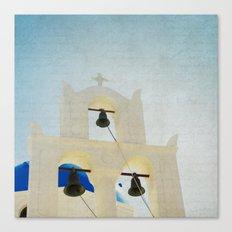 The Bells Canvas Print