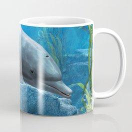 The World Of The Dolphin Coffee Mug