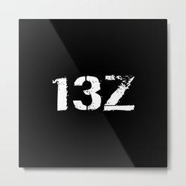 13Z Field Artillery Metal Print
