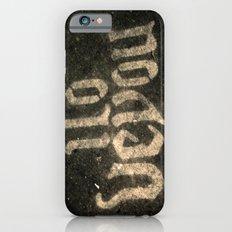 iloveyou iPhone 6s Slim Case