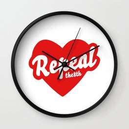 REPEAL THE 8TH Wall Clock