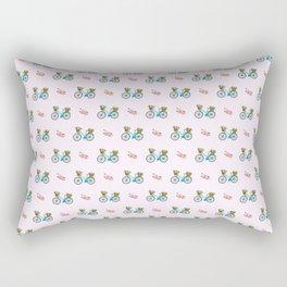 BIKES & ROSES Rectangular Pillow