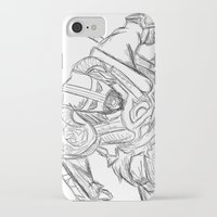 skyrim iPhone & iPod Cases featuring Dragonborn (Skyrim) by  Steve Wade ( Swade)