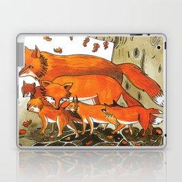 Noah's Ark - Fox Laptop & iPad Skin