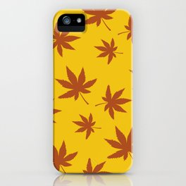 fall day iPhone Case