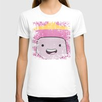 princess bubblegum T-shirts featuring Princess Bubblegum by Some_Designs