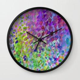 Boa Tropical Wall Clock