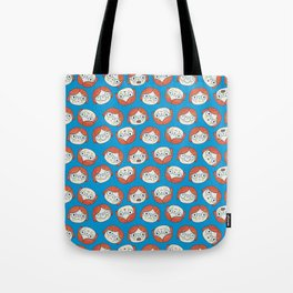 Pattern Project #13 / Mood Swings Tote Bag