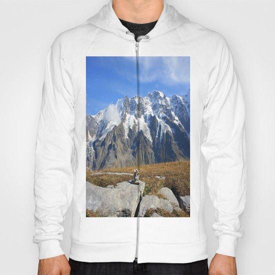 Trail Blazing the Alps Hoody