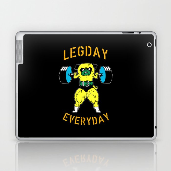 Legday Everyday Laptop & iPad Skin