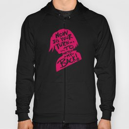 Will of Team 7 [Red] Hoody