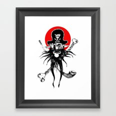 The Pirate Dog Framed Art Print