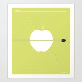 Apple 01 Art Print