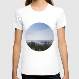 Vancouver Lookout Mount Cypress T-shirt