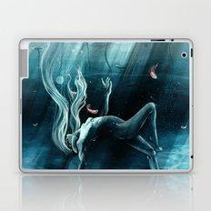Dance of the Waterlily Laptop & iPad Skin