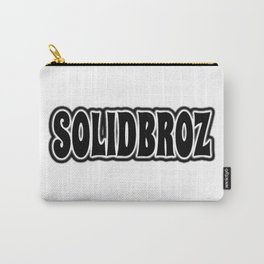 Solidbroz (Logo 2) Carry-All Pouch