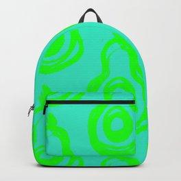 Neon Avocado Backpack