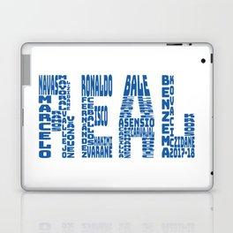 Real Madrid 2017-2018 Laptop & iPad Skin