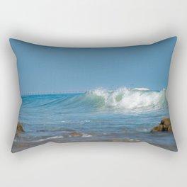 Breaking Waves Rectangular Pillow