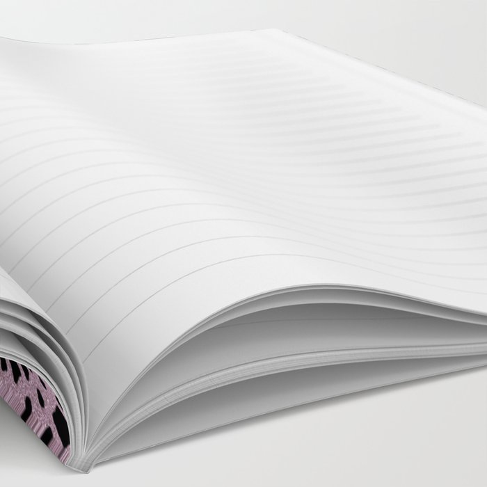 Delicate Pink Notebook