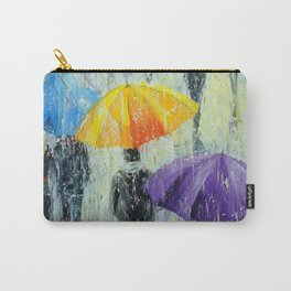 Bright rain outside Carry-All Pouch