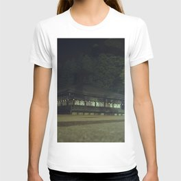 Koyasan temple 1 T-shirt