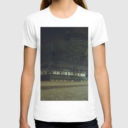 Koyasan temple 1 T-shirt
