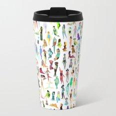 100 tiny ladies Travel Mug
