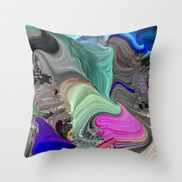 Graphic-03 Throw Pillow