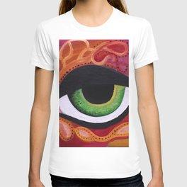 Volcano veins T-shirt