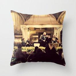ave maria Throw Pillow