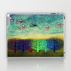 Fly away Laptop & iPad Skin