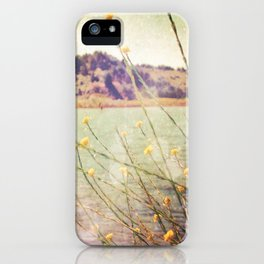 Jenner iPhone Case