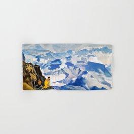 Nicholas Roerich - Drops Of Life - Digital Remastered Edition Hand & Bath Towel