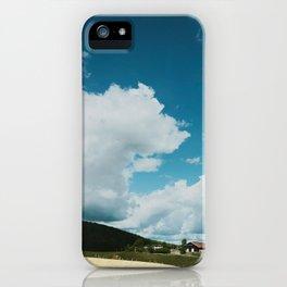 Norwegian Farmhouse iPhone Case