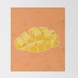 Mango Throw Blanket