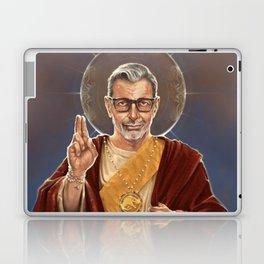 Saint Jeff of Goldblum Laptop & iPad Skin