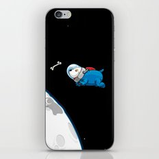 Spacedoggy iPhone Skin