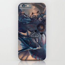 Curse Catcher iPhone Case
