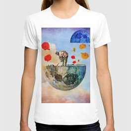 The gardener of the moon T-shirt