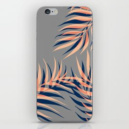 Palms Vision II #society6 #decor #buyart iPhone Skin