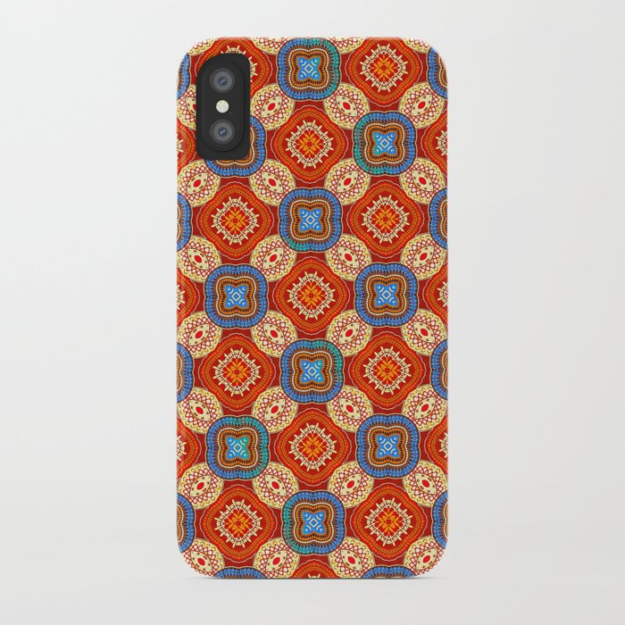 Persian Parlor iPhone Case