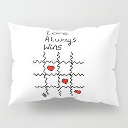 Love always wins Pillow Sham