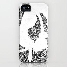 Hula Hooper iPhone Case