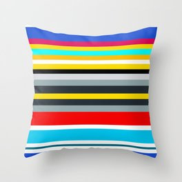 Altered Reality 7 Throw Pillow