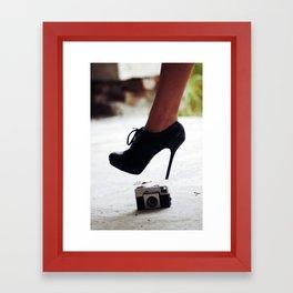 LOMO Framed Art Print