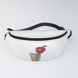 Freshly Squeezed Apple Juice Fanny Pack