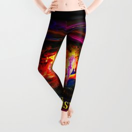 Heavenly apparition  - Take It Easy Leggings