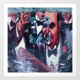 Danny Meyer, H-Street, 1993 Art Print