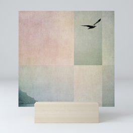 As Free as the Ocean Mini Art Print